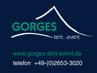 GORGES  tent...event